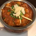 サプナ - 豆カレー