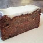 Amnos - 料理写真:キャロットケーキ