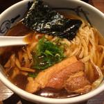麺屋武蔵 - 角煮ラーメン900円税込