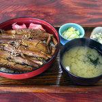 地魚料理 小松 - 料理写真:はかりめ丼