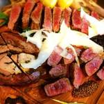 ラ・ピッコラ・ターヴォラ - お肉の盛り合わせ