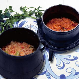 スペイン伝統の味!旨味あふれるお米料理
