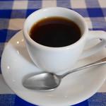 カフェ・ボーチカ - コーヒー