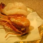 平禄寿司 - ぼたんえび