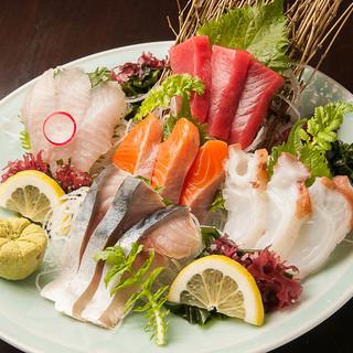 北海道食材の蝦夷飲み放題付き宴会コース