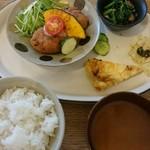 温土 - 料理写真:温土定食