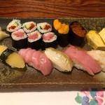 末廣寿司 - 料理写真:特上にぎり