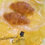 ブーランジェリー カドー - パリのクロワッサン