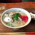 CanColor cafe - 沖縄そばとジーマーミー豆腐