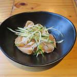 渋谷 道玄坂 肉寿司 - 鶏わさ