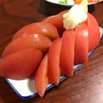 やきとり おばこ - トマト