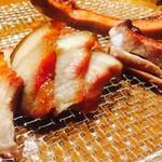 67869449 - 鹿児島産窯焼スペアリブ叉焼