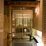 京料理 竹島 ICHIGO - 玄関