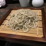 銀蕎麦國定 -