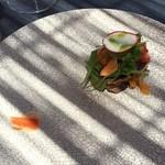 italiana SAGRA - 初鰹のカルパッチョ