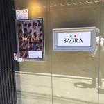 italiana SAGRA - 外観
