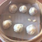 鼎泰豐 - あんこ・マンゴ・むらさき芋の小籠包