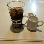 ロージナ茶房 - アイスコーヒー