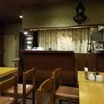 いたりあ小僧 - 横浜を感じさせる昔のレストランと言う感じ