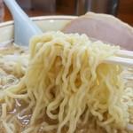ホープ軒本舗 - 麺リフト