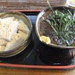 元祖久寿餅 池上池田屋 - 久寿餅とところてん