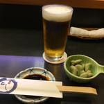 寿司 とし - 料理写真:寿司としさん とりま生で頂く
