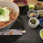 Kameyamamanabu - カルピ丼ランチ
