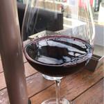 67880345 - 赤ワイングラス