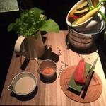 ランプ - 彩り焼き野菜