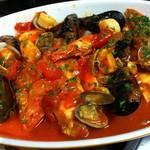 Gavino - 魚介のトマト煮込み