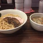 らーめん 会 - つけ麺 大盛 850円