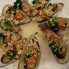 THI THI - 料理写真:貝の網焼き