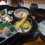 大枡 玉造店 - 真田御膳 税込850円