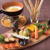 WINE & DINING SOSH - 料理写真:チーズフォンデュ
