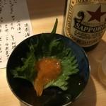 sakazukiyakaduchi - 赤星とべっこう玉子