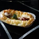パン・メゾン - チーズバーガー