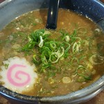 メンコウ ともや - 濃厚魚介つけ麺 (つけ汁)