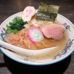 純平 - しおラーメン(700円)