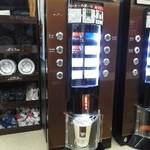 ミニストップ 亀山PA下り店 - コーヒーマシン