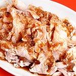 天天飯店 - 湯で豚肉とにんにくの和え物 ¥600