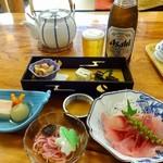 Kawachiya - 季節のランチ3800円