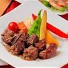 牛さがり肉のステーキ(100g)