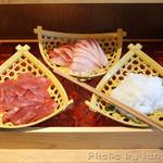 魚バカ一代 牡蠣の巻 - お刺身