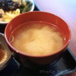 魚バカ一代 牡蠣の巻 - あら汁
