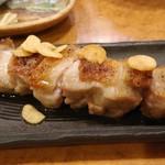 67904670 - 阿波尾鶏の香味焼き