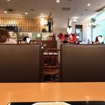 台湾担仔麺 - 店内