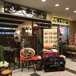 台湾担仔麺 - 汐留シティセンタービルの地下1階にあります
