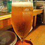 京おばんざいと串揚げ 彩り - お友達専用?おいしいオリジナルビール