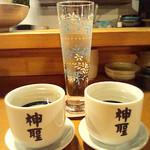 京おばんざいと串揚げ 彩り - 神聖飲み比べ