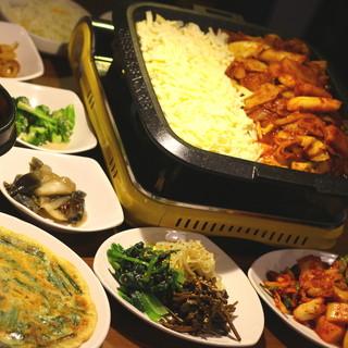 <食べるべき一品>サムギョプサル&チーズタッカルビ